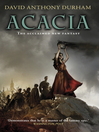 Acacia (eBook): The War with the Mein Series, Book 1