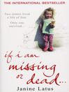 If I am Missing or Dead (eBook)
