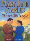 Churchill's People (eBook)