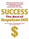 Success (eBook): The Best of Napoleon Hill