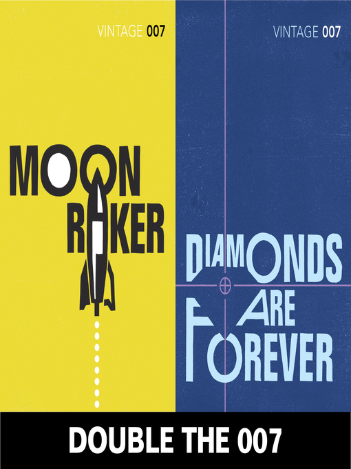 Double the 007 (eBook): Moonraker & Diamonds are Forever