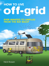 How to Live Off-Grid (eBook)