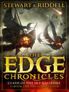 Clash of the Sky Galleons (eBook): The Edge Chronicles: The Quint Trilogy Book 3