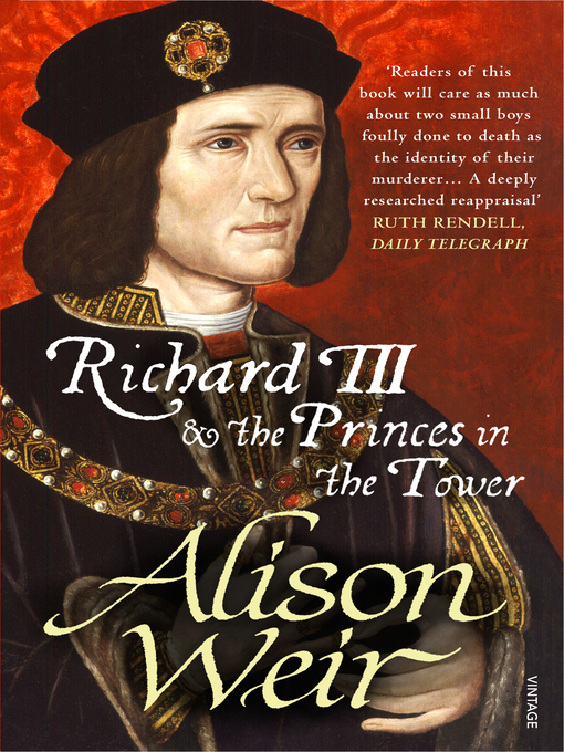 Richard III and the Princes in the Tower (eBook)