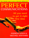 Perfect Communications (eBook)