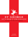St George (eBook): Let's Hear it For England!