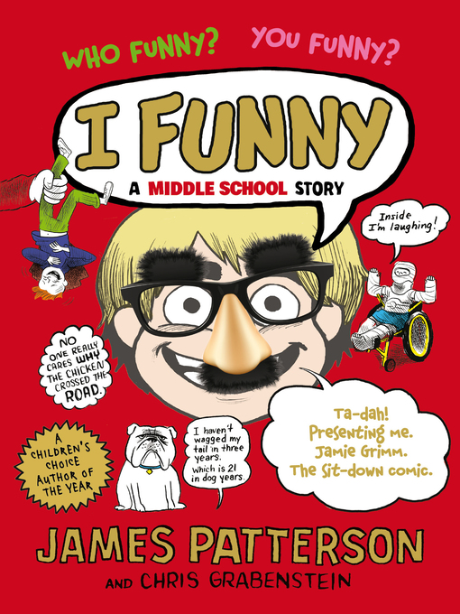 I, Funny (eBook): I, Funny Series, Book 1