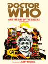 Doctor Who and the Day of the Daleks (eBook): Doctor Who Series, Book 16