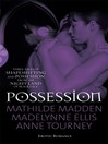 Possession (eBook): Three paranormal tales of shape-shifting and possession from Black Lace