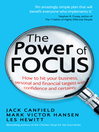 The Power of Focus (eBook): How to Hit Your Business, Personal, and Financial Targets with Confidence and Certainty