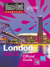 Time Out Shortlist London 2012 (eBook): Official Travel Guide to the London 2012 Olympic Games & Paralympic Games
