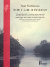 The Cloud Forest (eBook)