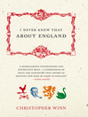 I Never Knew That About England (eBook)