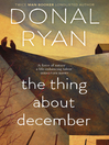 The Thing About December (eBook)