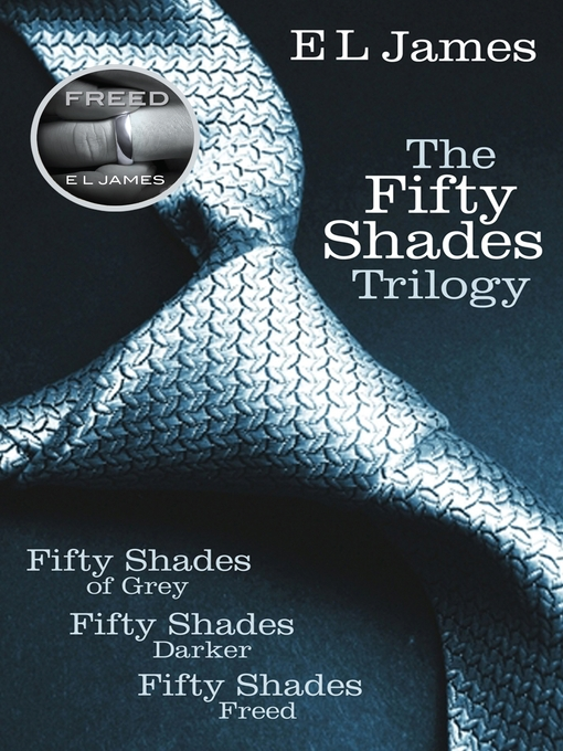Fifty Shades Trilogy (eBook): Fifty Shades of Grey / Fifty Shades Darker / Fifty Shades Freed