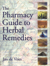 The Pharmacy Guide to Herbal Remedies (eBook)