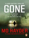 Gone (eBook): Jack Caffery Series, Book 5