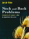 Neck and Back Problems (eBook)