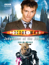 Judgement of the Judoon (eBook): Doctor Who Series, Book 33