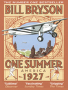 One Summer (eBook): America 1927