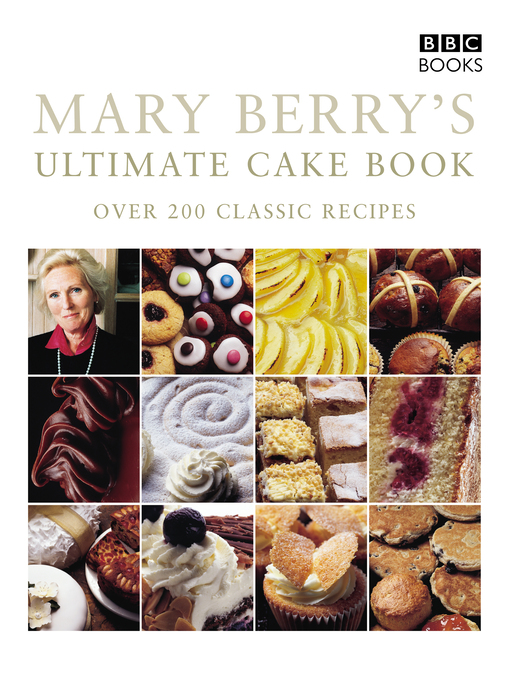 Mary Berry's Ultimate Cake Book (eBook)