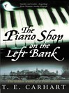 The Piano Shop On the Left Bank (eBook)