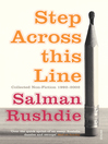 Step Across This Line (eBook)