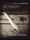 Nicholas Nickleby (eBook)