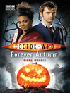 Forever Autumn (eBook): Doctor Who Series, Book 15