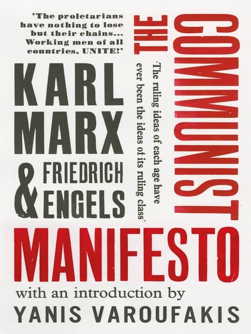 The Communist Manifesto (eBook)