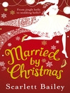 Married by Christmas (eBook)