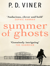 Summer of Ghosts (eBook): Tom Bevan Series, Book 2