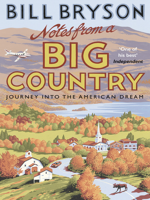 Notes From a Big Country (eBook)