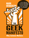 The Geek Manifesto (eBook): Why science matters