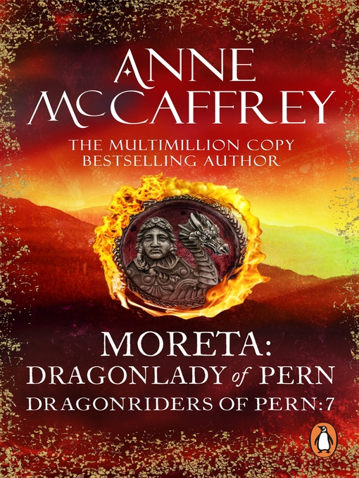 Moreta, Dragonlady of Pern (eBook): The Dragon Books Series, Book 7