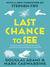 Last Chance to See (eBook)