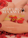 Sauce For the Goose (eBook)