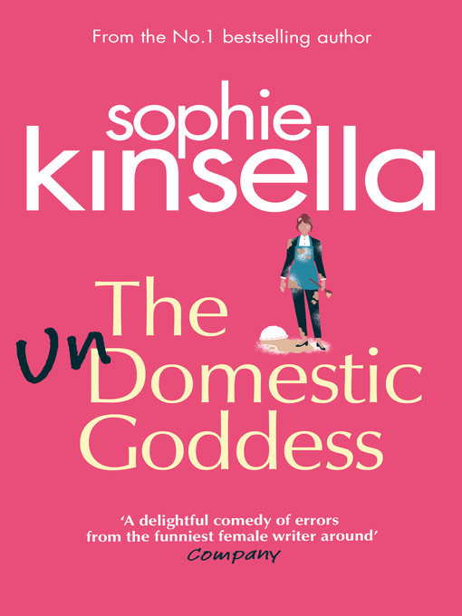 The Undomestic Goddess (eBook)