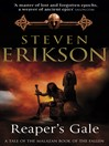 Reaper's Gale (eBook): Malazan Book of the Fallen Series, Book 7