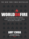 World On Fire (eBook)