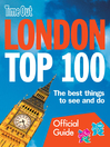 Time Out London Top 100 (eBook)