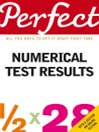 Perfect Numerical Test Results (eBook)
