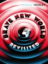 Brave New World Revisited (eBook)
