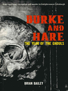 Burke and Hare (eBook): The Year of the Ghouls