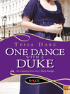 One Dance with a Duke (eBook): The Stud Club Trilogy, Book 1