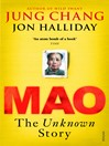 Mao (eBook): The Unknown Story
