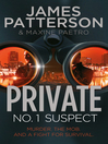 Private: #1 Suspect (eBook): Private Series, Book 3