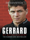 Gerrard (eBook): My Autobiography