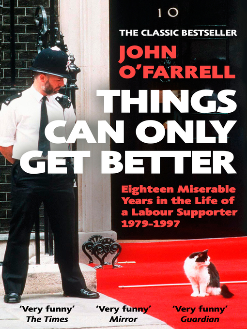 Things Can Only Get Better (eBook)