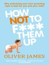 How Not to F*** Them Up (eBook)